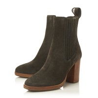 DUNE LADIES PARKER - Square Toe Chelsea Boot - grey | Dune Shoes Online