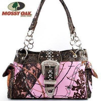 *Mossy Oak Bling Satchel