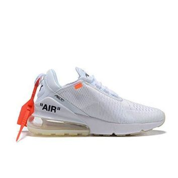 Nike x OFF-WHITE Air Max 270 Running Shoes-KUYOU