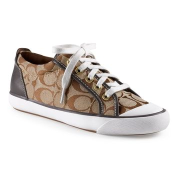 COACH BARRETT SNEAKER - Coach Shoes - Handbags & Accessories - Macy's