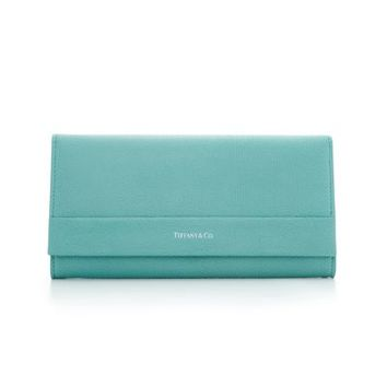 Tiffany & Co. - Continental Flap Wallet