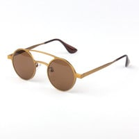 Vintage Stylish Strong Character Men Ladies Fashion Glasses Sunglasses [6592751235]