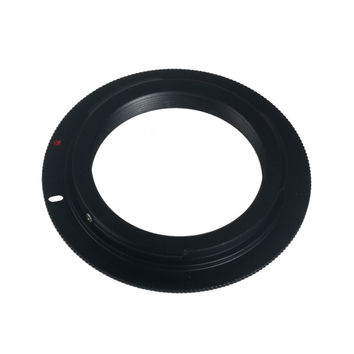 Aluminum M42 Screw Lens to For Canon M42 For EOS EF Mount Adapter Ring Rebel For canon XSi T1i T2i 1D 550D 500D 60D 50D 7D 1000D