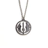 Star Wars Jedi Order Insignia Necklace