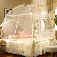 **Zika Free** Sleep Well Mosquito Bed Net [8404988423]