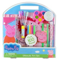 Peppa Pig Ultimate Art Set
