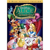 Alice in Wonderland 2-Disc DVD | Disney Store