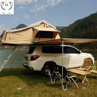 Rooftop Tent  Motel car roof tent Awning for Camping