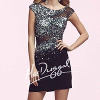 Mac Duggal Homecoming 85391N Dress