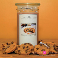 Chocolate Chip Cookies Jewelry Candles