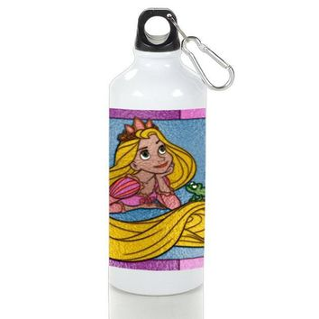 Gift Sport Bottles | Rapunzel Stained Glass Aluminum Sport Bottles