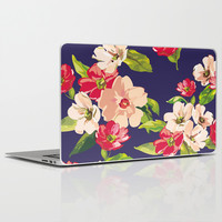 Floral  Laptop & iPad Skin by Juliana Zimmermann