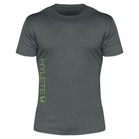 train performance 2.0 tee (Slate/Neon Green)
