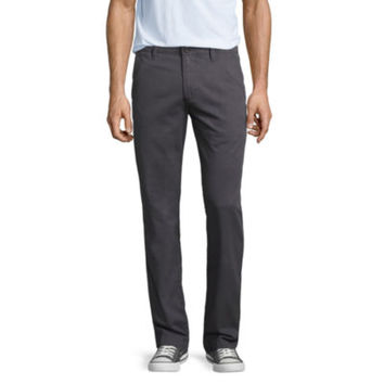 Arizona Slim Fit Flat Front Pants - JCPenney