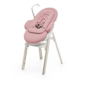 Stokke Baby Bouncer with Soft Cradling Motion For Steps High Chair