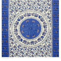 Blue Flower Tapestry on Sale for $24.95 at HippieShop.com