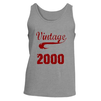 Vintage 2000 | Ultra Cotton® Tank T Shirt | Underground Statements