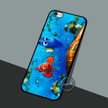 Dory And Nemo's Friend - iPhone 7 6 5 SE Cases & Covers