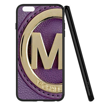 MK MICHAEL KORS Purple iPhone 6 | 6S Case Planetscase.com