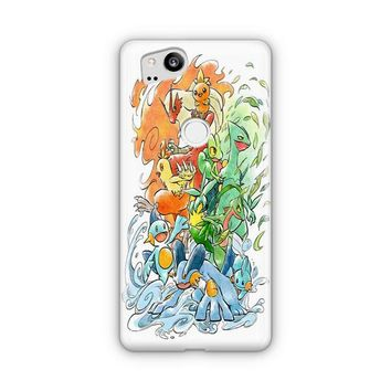 Pokemon Charizard Google Pixel 3 XL Case | Casefantasy