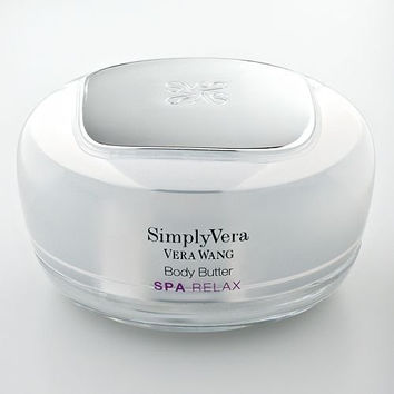 Simply Vera Vera Wang Spa Relax Freesia Blossom & Lavender Body Butter