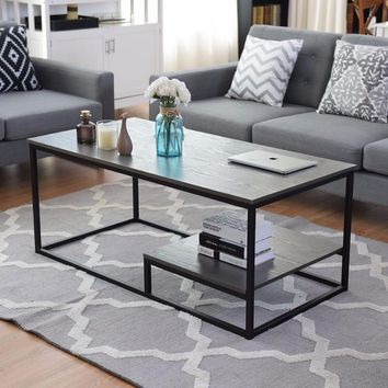 Living 2-Tier Coffee table