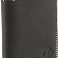 Timberland Men's Mt. Washingtontrifold Wallet, Black, One Size