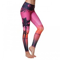 Teeki - Love The Adventure Hot Pant | pronounceactivewear.com : Pronounce Activewear