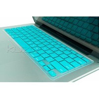 "Amazon.com: Kuzy - TURQUOISE Keyboard Silicone Cover Skin for Macbook / Macbook Pro 13"" 15"" 17"" Aluminum Unibody: Computers & Accessories"