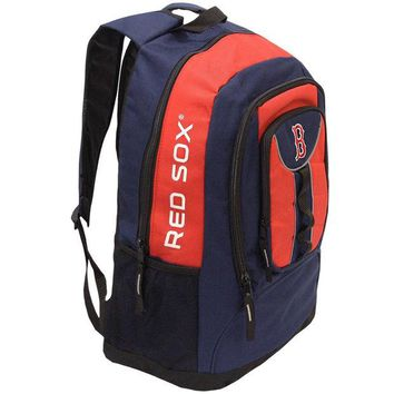 DCCKIS3 Boston Red Sox - Logo Colossus Backpack