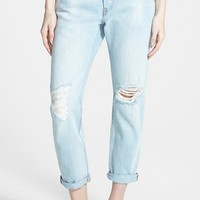 Junior Women's Levi's '501 CT' Boyfriend Jeans (Old Favorite)