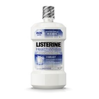 Listerine Healthy White Vibrant Multi-Action Rinse For Whitening Teeth, 16 Oz - Walmart.com