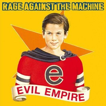 Evil Empire [Vinyl] Import