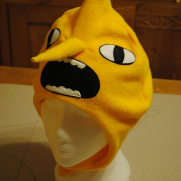 Adventure Time Inspired Lemongrab Hat by characterhats on Etsy