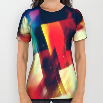 Brain circus All Over Print Shirt by Kardiak | Society6