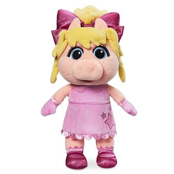 Disney Muppet Babies Miss Piggy Small Plush New with Tags