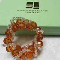 One Day Only - Starlooks Amber Vine Bracelet