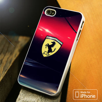 Ferrari SF iPhone 4 5 5C SE 6 Plus Case
