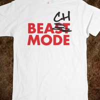 Beach Mode Shirt - Beast Mode - Celebritees