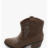 Western Dance Cowgirl Boots | $11.50 | Cheap Trendy Boots Chic Discount Fashion for Women | ModDeal