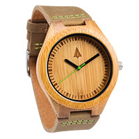Wooden Watch // Boyd Green