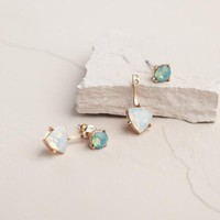 Pacific Opal and Crystal Ear Jacket