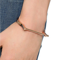 Jewelry Stylish Shiny New Arrival Accessory Hot Sale Strong Character Navy Bangle [8573523085]