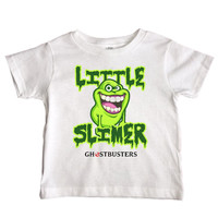 LITTLE SLIMER GHOSTBUSTERS - Funny Kids Shirts