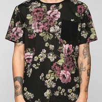 Elwood Digital Floral Tee - Urban Outfitters