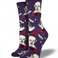 Shakespeare - Graphic Crew - Women's Socks
