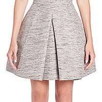 Alexander McQueen - Tweed Full Skirt - Saks Fifth Avenue Mobile