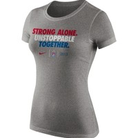 "Women's ""Strong Alone. Unstoppable Together"" Shirt 