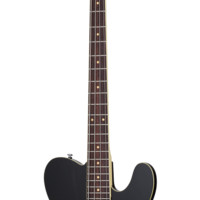 Schecter Baron-H Vintage Electric Bass in Gloss Black