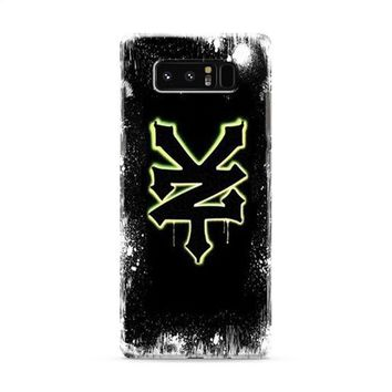 ZOO YORK GOLD LOGO Samsung Galaxy Note 8 Case